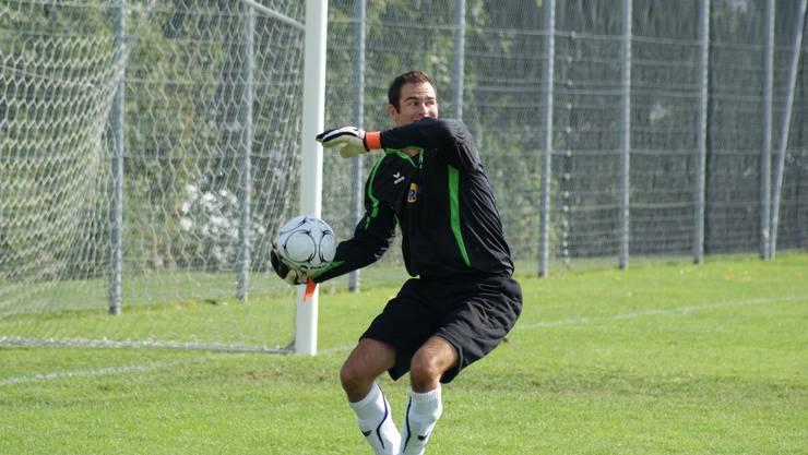Urdorfs Michael Schürch bestreitet sein erstes Derby.
