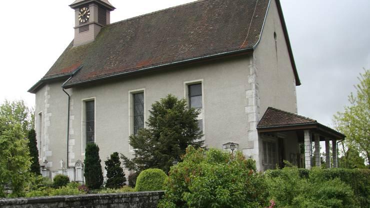 Das Konzert findet in der St. Niklaus Kirche statt.
