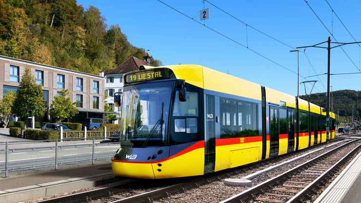 Die BLT bestellt definitiv zehn Niederflurzüge für die StreckeLiestal-Waldenburg.