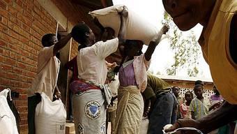 Hungersnot in Malawi war Wahlkampfthema
