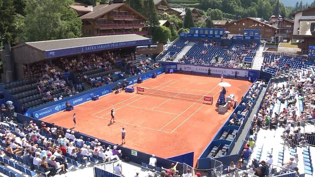 Der Halbfinaltag an den Swiss Open Gstaad