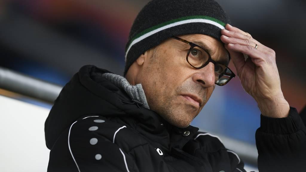 «Es tut weh, zu sehen, dass im Stadion nichts läuft»