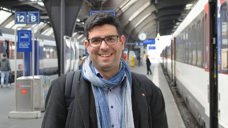 Angelo Barrile geht nach Bern: 90424 Stimmen konnte er am Sonntag holen – dank SP-Proporzglück und Daniel Jositsch reichte das aus.