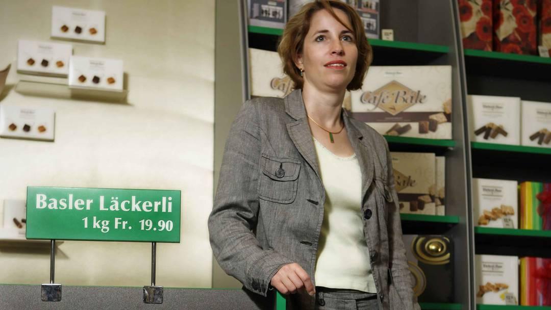 Miriam Blocher über den Umzug nach Frenkendorf