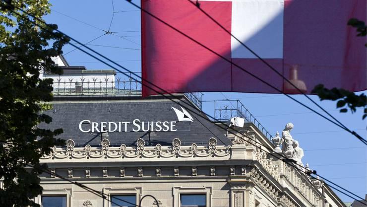 Geografisch wurde der Finanzplatz von den Banken und Versicherungen im Kanton Zürich dominiert.