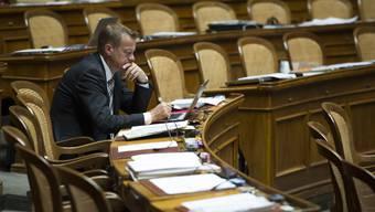 Die BDP von Parteichef Martin Landolt hat vier von sieben Sitze verloren und kann im Nationalrat keine eigene Fraktion mehr stellen.