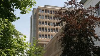 Kantonsspital Aarau: Mit dem Gesundheitszentrum zum Bahnhof.