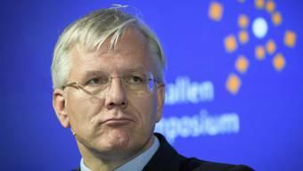Christoph Franz, Präsident des Verwaltungsrates bei Roche, hat ab sofort neben der deutschen auch die Schweizer Staatsbürgerschaft. (Archivbild)