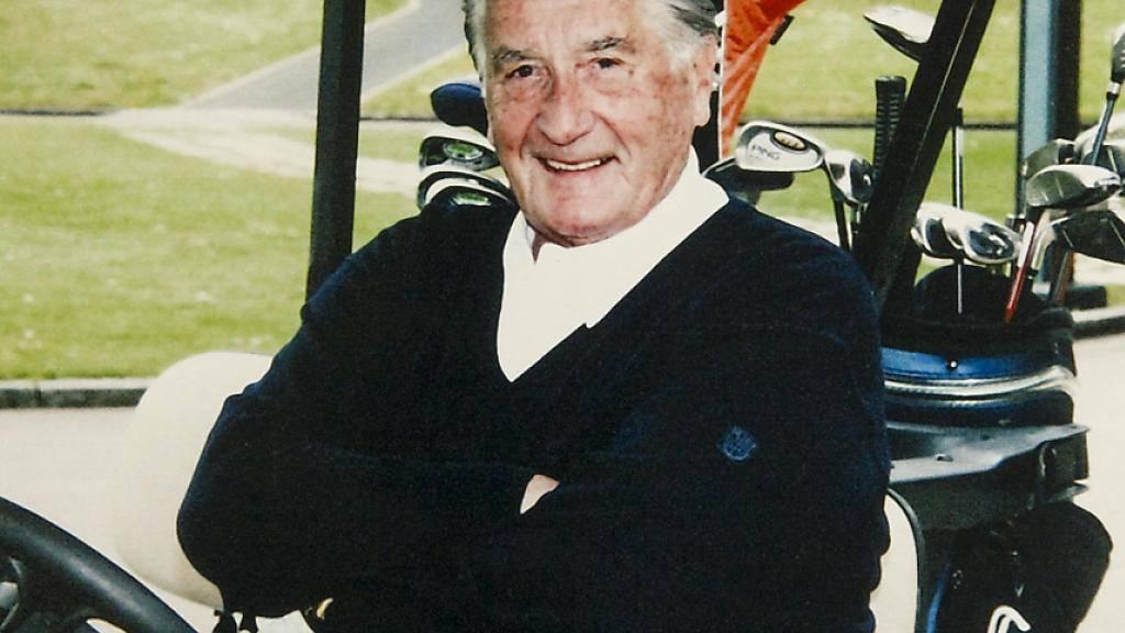 Res Brügger wird heute 90 Jahre alt