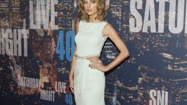 Ganz schön erfolgreich: Sängerin Taylor Swift (Archiv)