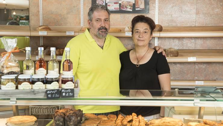 Seit 19 Jahren führt der gebürtige Elsässer Jacques Rolling mit seiner serbischen Frau Liljana die Bäckerei-Konditorei und das Café Prestige.