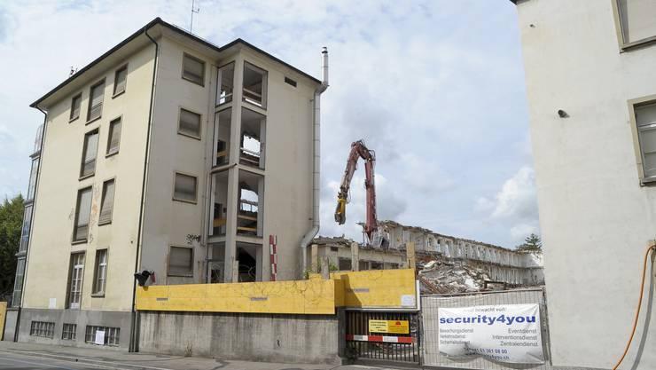Nach dem Abbruch des alten Kinderspitals vergibt die Regierung nun das Areal der Sarasin Anlagestiftung SAST.