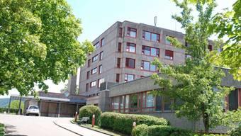 Zum Gesundheitszentrum Fricktal gehört das Spital Laufenburg. SH