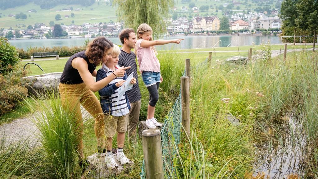 Ferientipp: Detektiv Trails – Wer findet den Schatz?