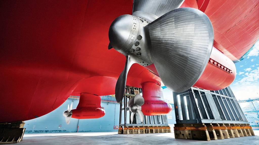 Für 300 Millionen Dollar: ABB stattet Spezialtankschiffe mit Antrieben aus