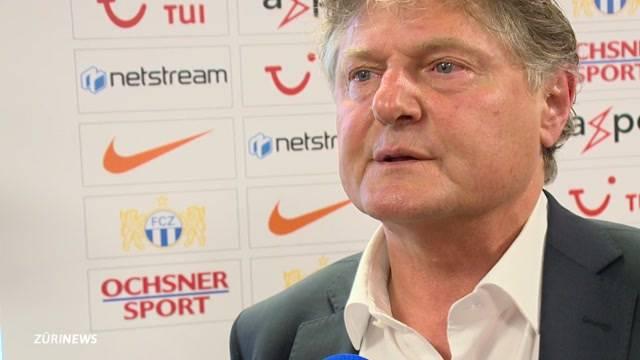 Knall beim FCZ: Trainer Meier entlassen, Captain Chikhaoui verkauft