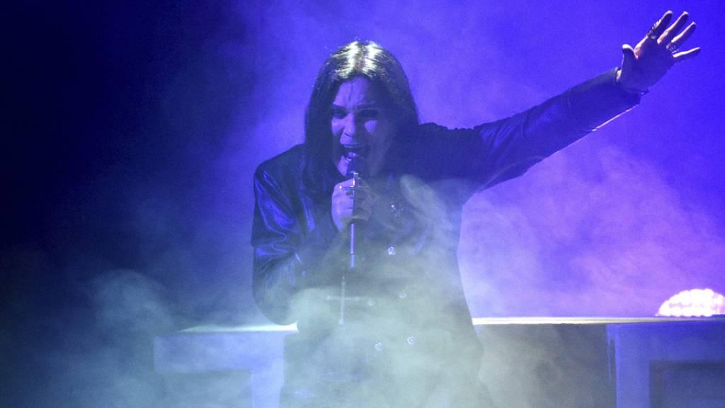 Ozzy Osbourne geht trotz Parkinson-Erkrankung auf Tournee