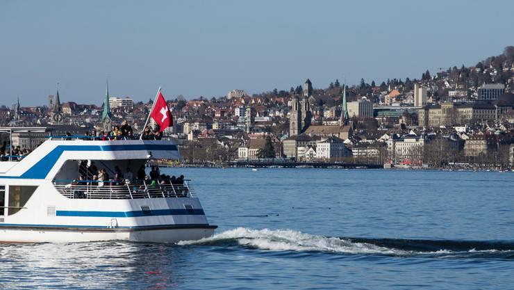 Kann mit einem Top-Rating auftrumpfen: die Stadt Zürich