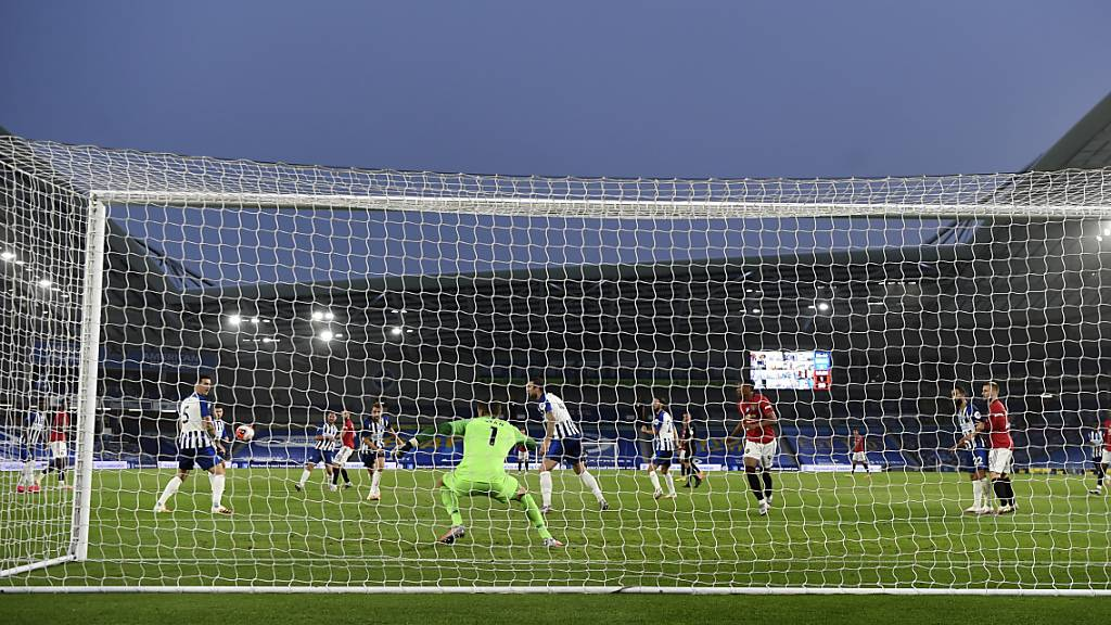 Manchester United wahrt seine Champions-League-Hoffnungen