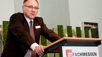 Hansjörg Knecht, Nationalrat und Präsident des aargausichen Hauseigentümerverbandes