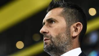 Osijeks neuer Trainer Nenad Bjelica gilt als Mastermind. Auf ihm Ruhen die Hoffnungen des Underdogs.
