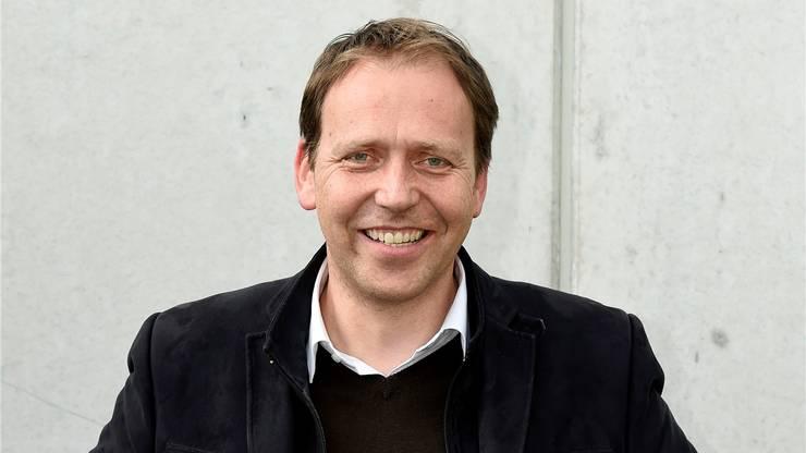 TVE-Geschäftsführer Christian Villiger.