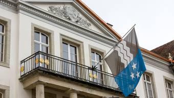 Die Regierung erwartet vom Beitritt zur Vereinbarung positive Effekte, etwa eine einheitlichere Rechtsprechung. Im Bild: Das Regierungsgebäude in Aarau.