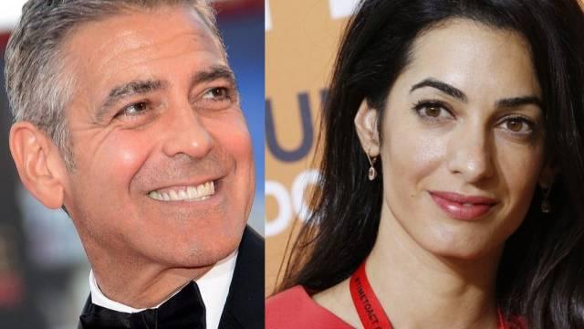Heiraten Clooney und Alamuddin in Italien? (Archiv)
