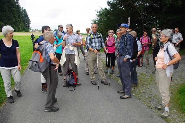 Sempach: Die Eidgenossen 2014 sind bereit für den Einsatz