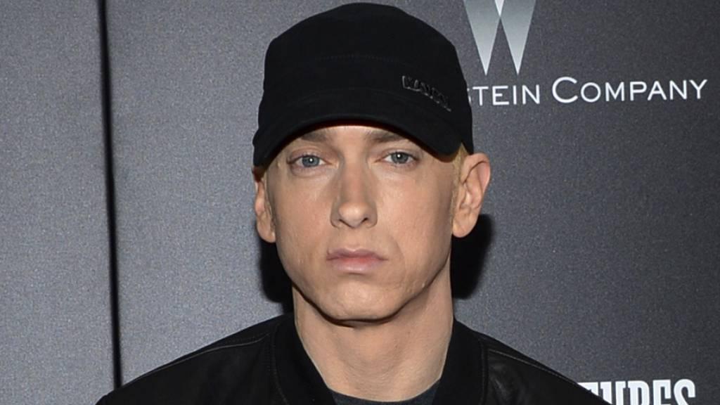 Eminems «Rap God» erreicht eine Milliarde Youtube-Klicks