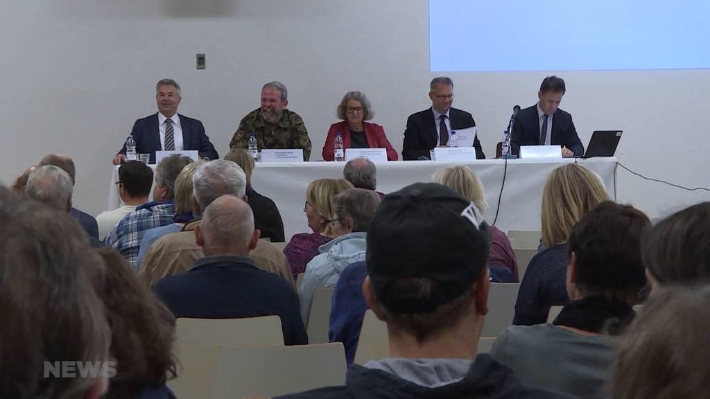 Munitionslager Mitholz: Anwohner freuen sich über geplante Räumung