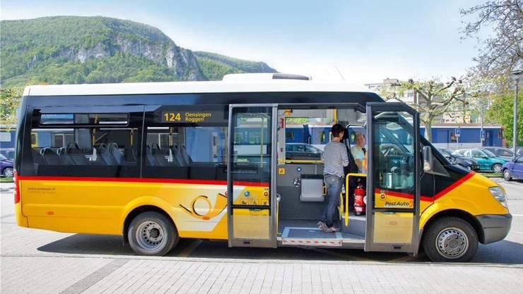 Versuchsbetrieb startet in die dritte Runde: Auch weiterhin kann man per Postauto auf den Roggen fahren.