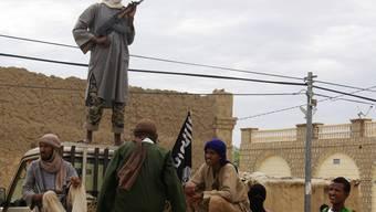 Rebellen haben Teile von Mali unter ihre Kontrolle gebracht (Archiv)