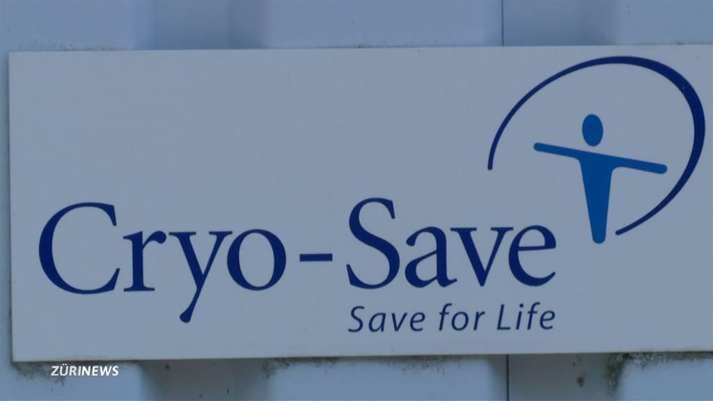 Stammzellen der Firma Cryo-Save verschwunden