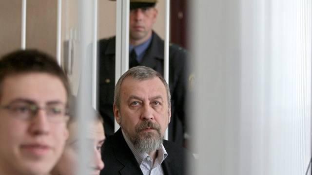 Andrej Sannikow muss fünf Jahre ins Straflager (Archiv)