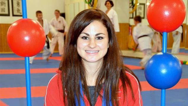Elena Quirici – entspannt und locker anstatt gestresst und verkrampft.