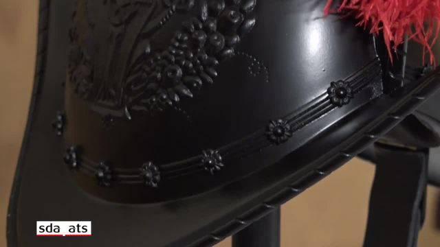 Schweizergarde bekommt Helme aus 3D-Drucker (5. Mai 2018)