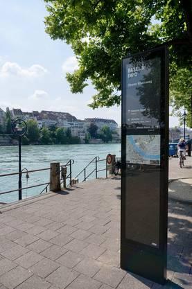 Am Oberen Rheinweg...