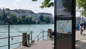 Neue LED Bildschirme in Basel