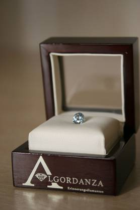 Diamant in Box