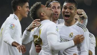 Real Madrid bleibt der weltweit wertvollste Fussballverein