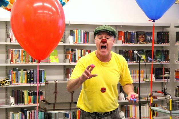 40-jähriges Jubiläum der Bibliothek Schlieren