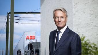 Björn Rosengren ist der neue ABB-Chef.