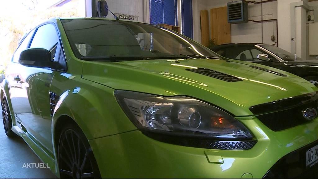Strengelbach: Geklautes Auto wieder aufgetaucht
