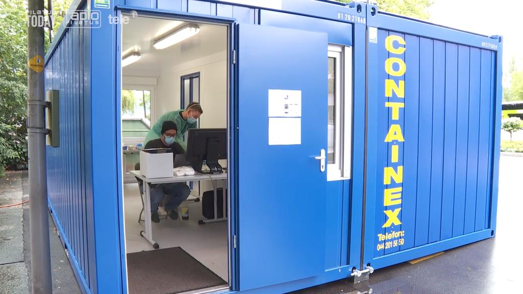 Testcenter für Partygänger: «Nicht immer eine schöne Arbeit»