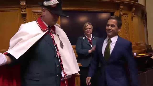 Aargauer Bundeskanzler gewählt