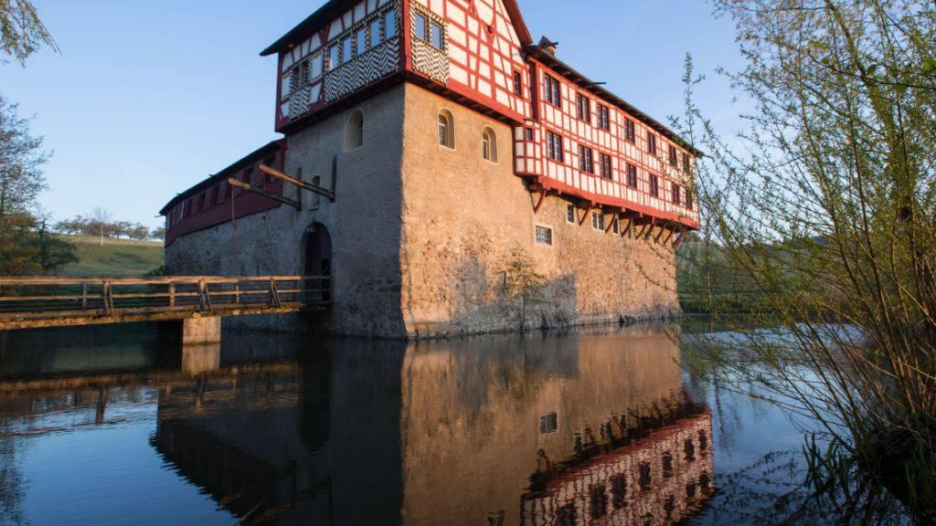 Thurgauer Tourismuspreis für Wasserschloss Hagenwil