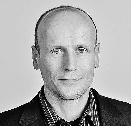Michael Hunziker, Redaktor Brugg