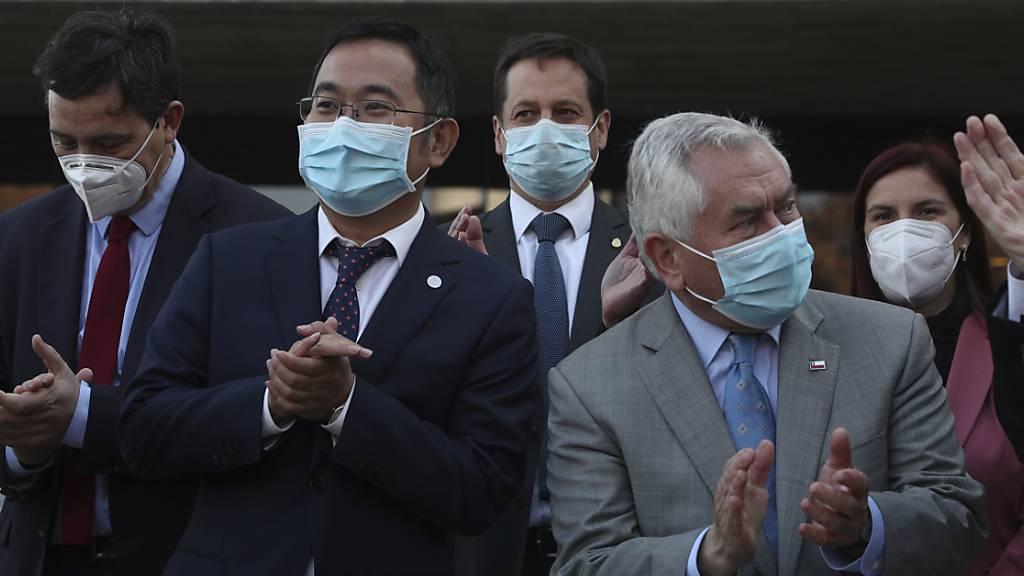 Chinesischer Pharmakonzern Sinovac baut Impfstoff-Fabrik in Chile