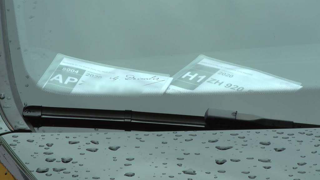 Parkkarten-Preisexplosion in Zürich: Nun auch noch Schelte von Links